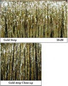Gold Strip Traveler