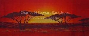 African-Plains-Backdrop