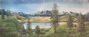 Austrian-Landscape-Backdrop