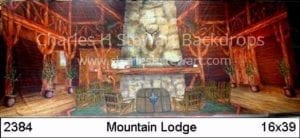 Cabin-Lodge-Backdrop