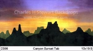 Canyon-Sunset-Tab-Backdrop