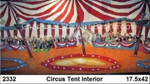 Circus-Backdrop