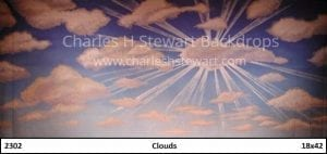 Clouds-Backdrop