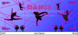 Dance-Backdrop