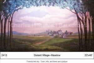 Distant-Village-Backdrop
