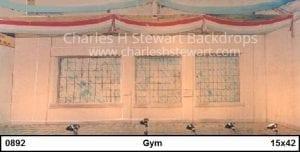 gymnasium-backdrop