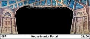 house-interior-portal-backdrop