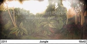 Jungle-Backdrop