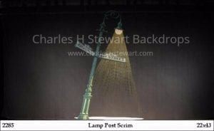 Lamp-Post-Broadway-Scrim-Backdrop