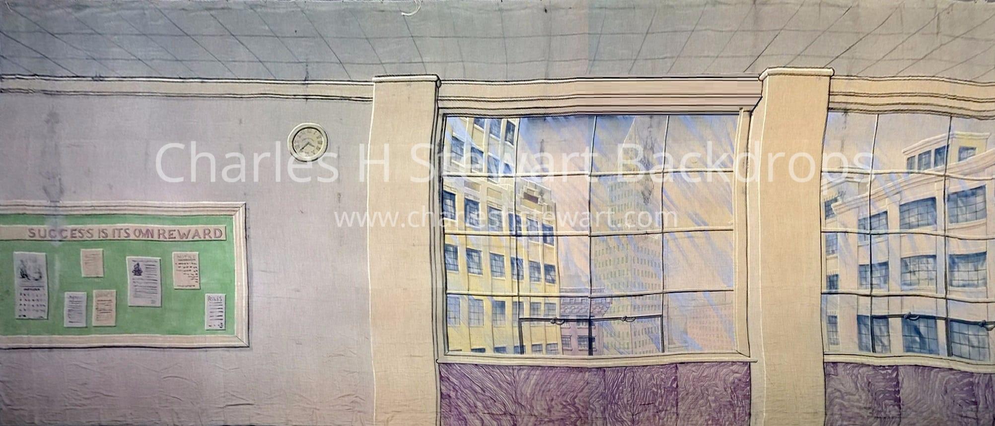 Office backdrop