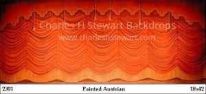 Painted-Austrian-Backdrop
