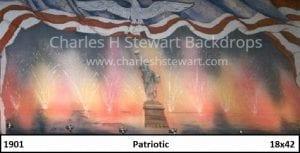 patriotic-statue-of-liberty-fireworks-backdrop