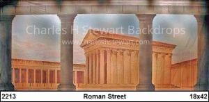 Roman-Street-Backdrop