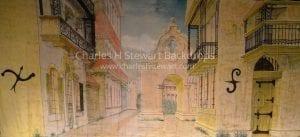 spanish-street-backdrop
