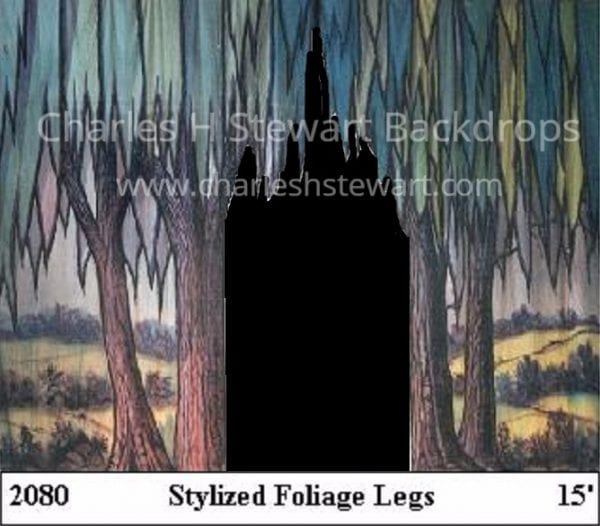 stylized-woods-legs-backdrop