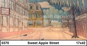 sweet-apple-street-backdrop
