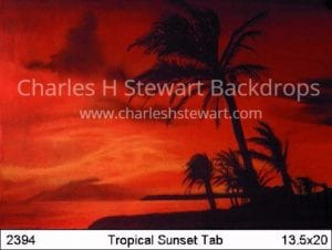 Tropical-Sunset-Tab-Backdrop