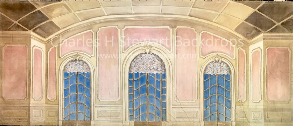 Victorian Interior Backdrop Backdrops By Charles H Stewart