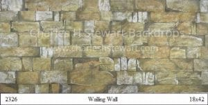 Wailing-Wall-Backdrop