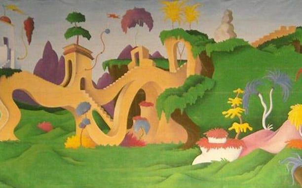 Fantasy Backdrops