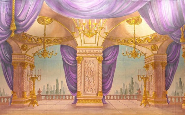Palaces Backdrops
