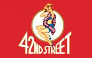 42nd Street Backdrops For Rent