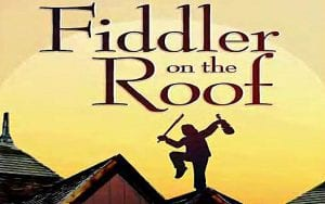 Fiddler On The Roof Backdrops For Rent