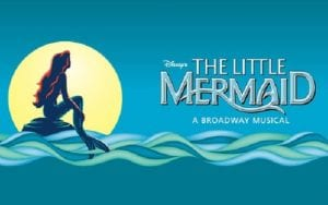 The Little Mermaid Backdrops For Rent