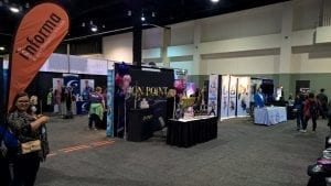 Some of the other exhibitors.
