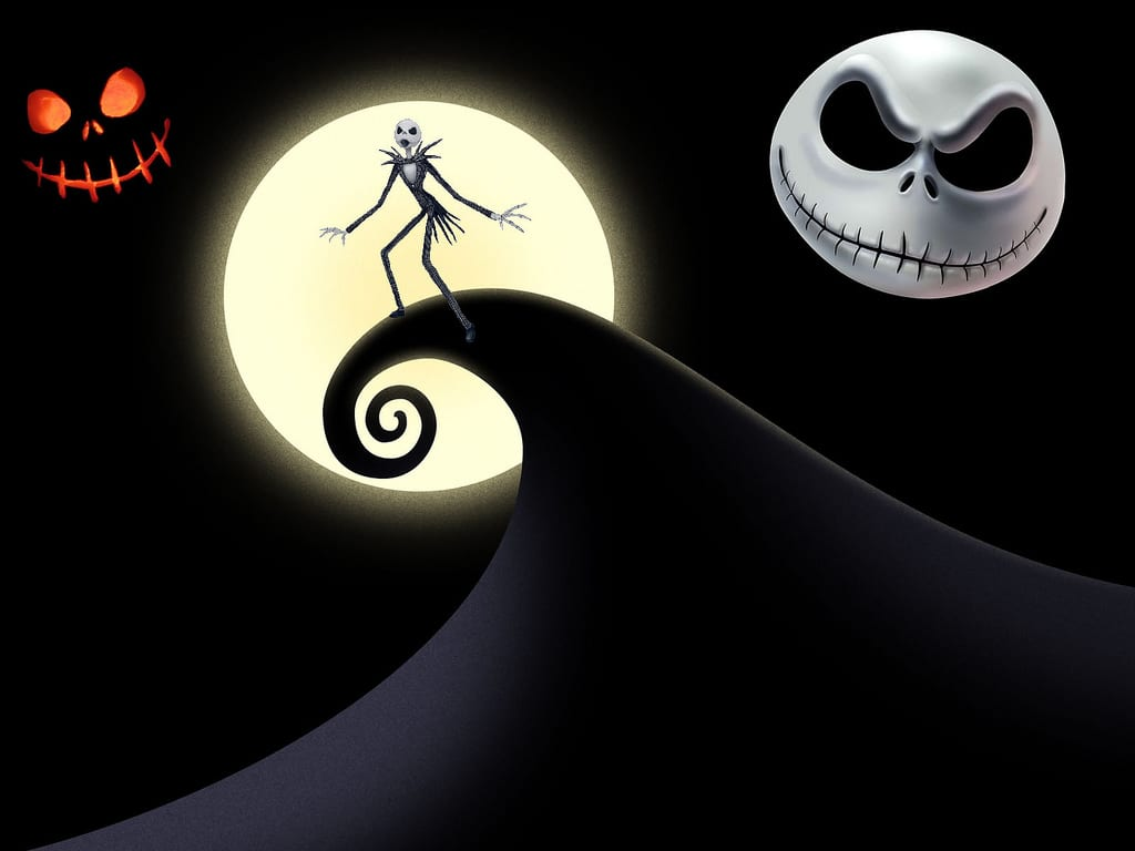 Nightmare Before Christmas Archives - Backdrops by Charles H. Stewart