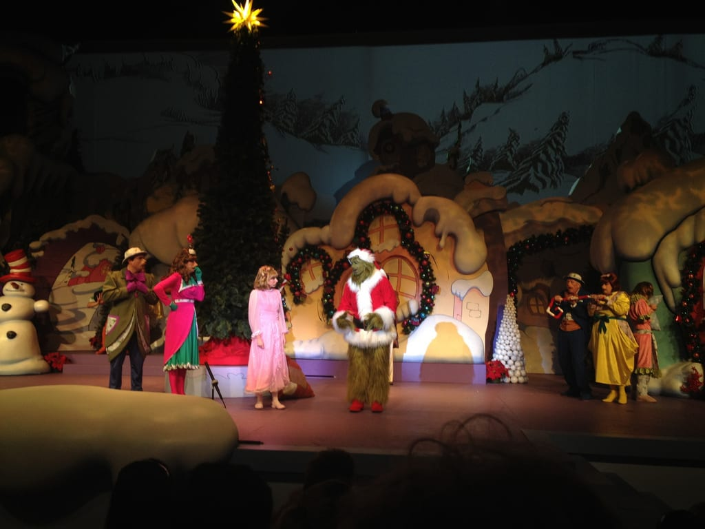 Grinch Production