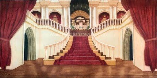 Interior Victorian Home